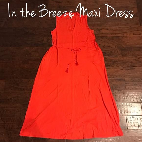 Matilda Jane Dresses & Skirts - Matilda Jane Womens Maxi Dress, Size L, NWT